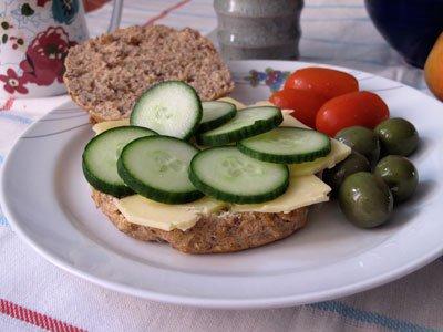 Proteinbröd med frön