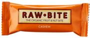 Raw Bite cashew energy bar