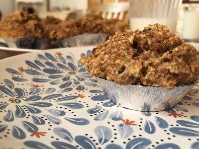 Russin muffins